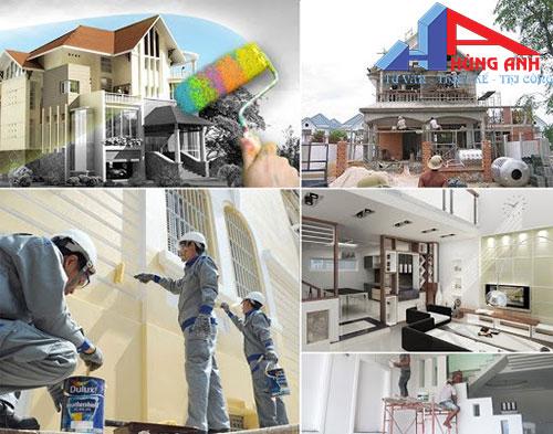 Cải tạo sửa chữa nhà trọn gói