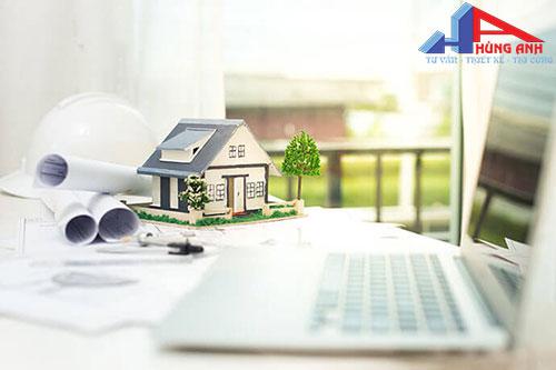 dịch vụ thiết kế xây dựng nhà trọn gói