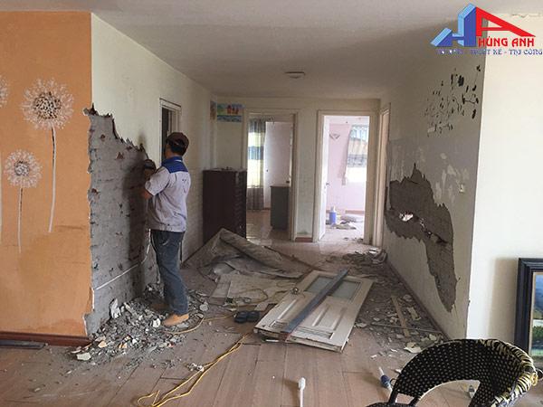 cải tạo sửa chữa nhà ở