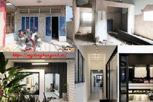 Dịch vụ cải tạo nhà 1 tầng trọn gói tại Hà Nội