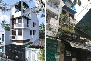 Tìm hiểu giải pháp sửa chữa cải tạo nhà 4 tầng cũ