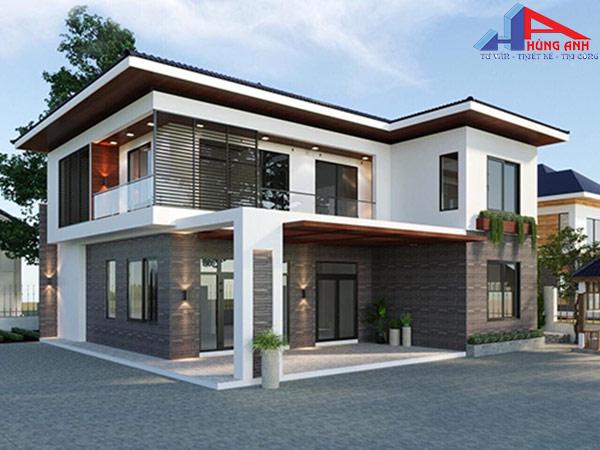chi phí xây nhà 400 triệu
