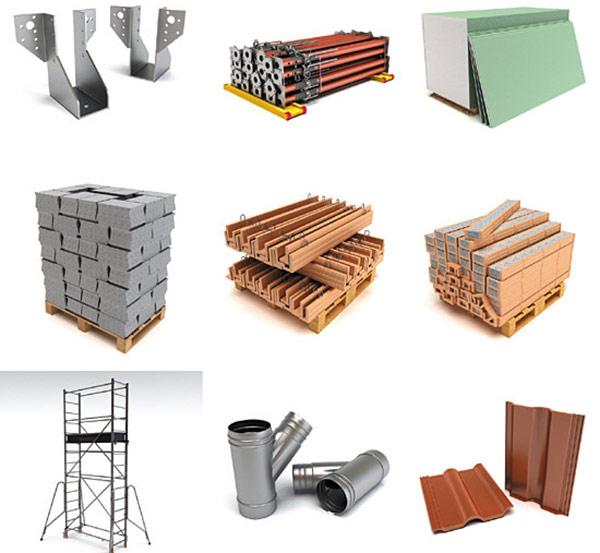 Cách tính vật liệu xây nhà ống 2 tầng