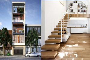 Tham khảo mẫu thiết kế xây nhà 30m2 hot nhất 2021