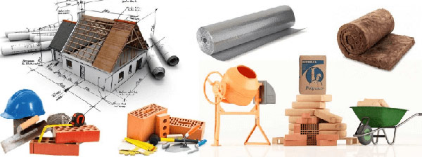 vật liệu xây nhà cấp 4