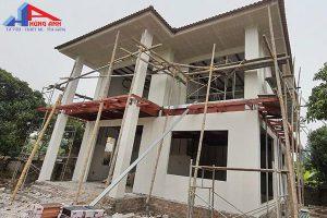 Những mẫu nhà 2 tầng 600 triệu đang chuộng nhất 2021