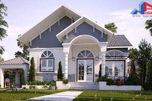 Top 7 mẫu xây nhà cấp 4 đẹp giá rẻ 300 triệu đẹp nhất